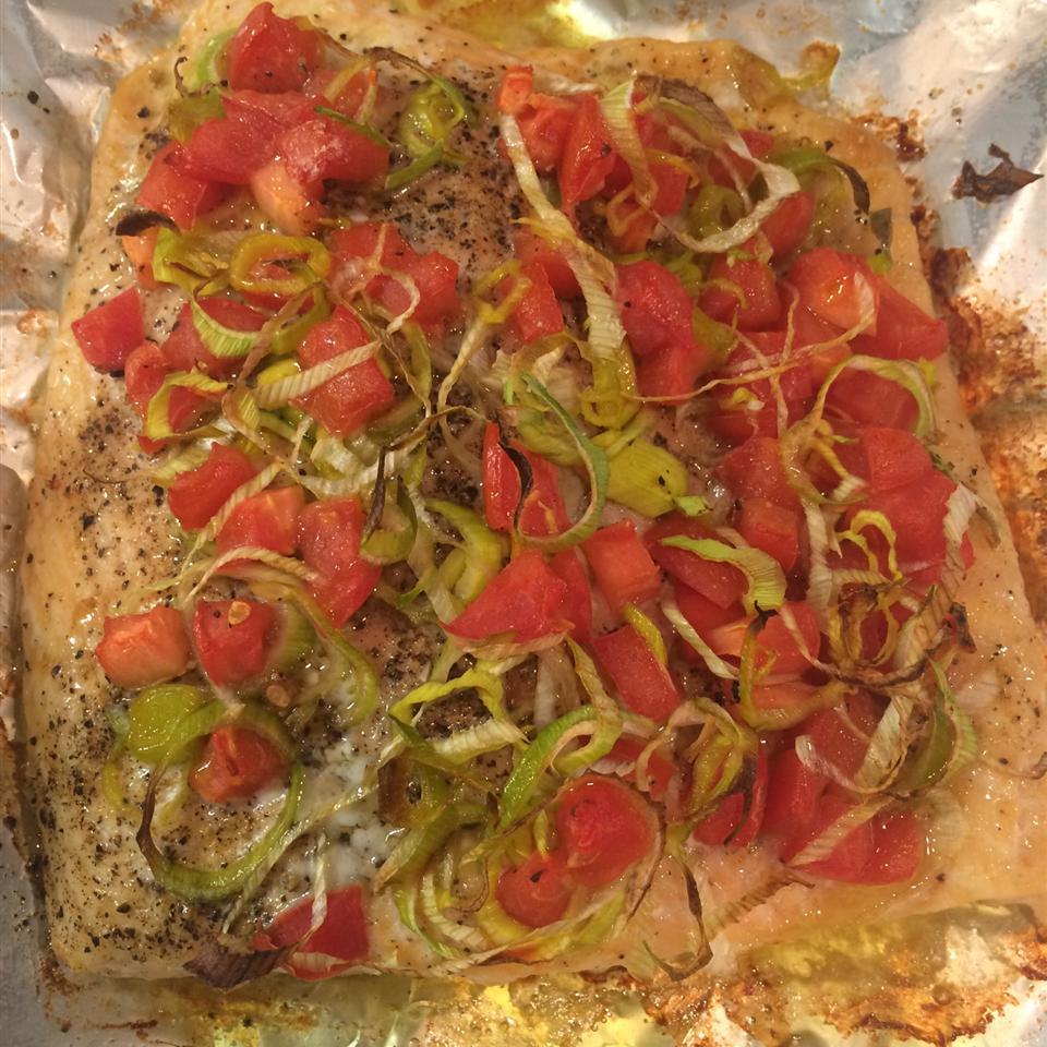 Best Salmon Bake Diana Kohar