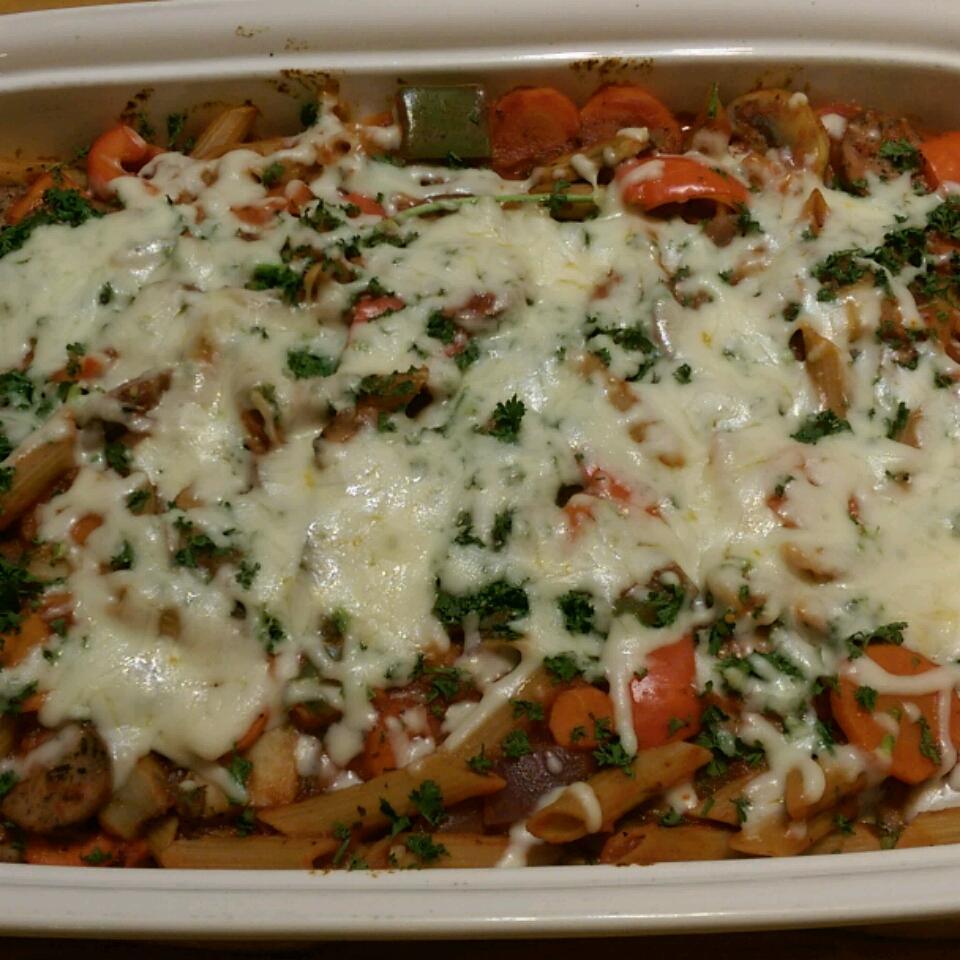 Contadina® Garden Vegetable Pasta Bake