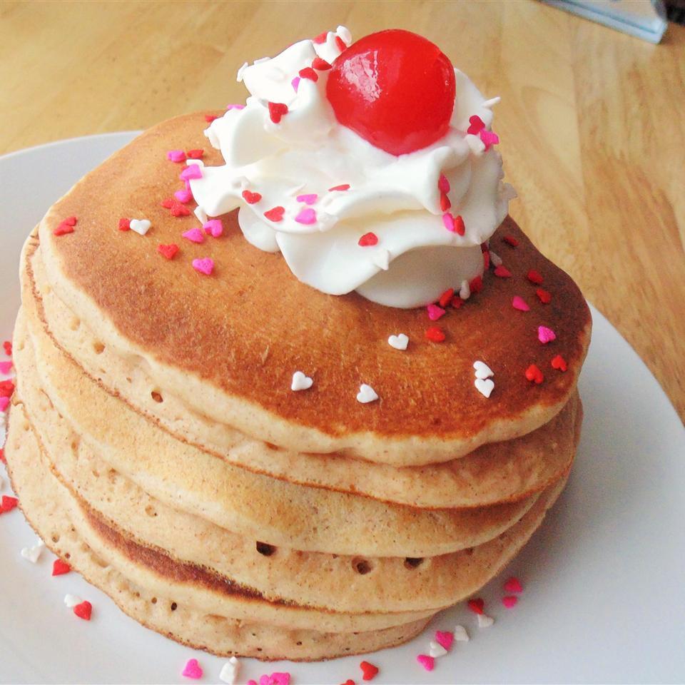 Cinnamon Pancakes Christina