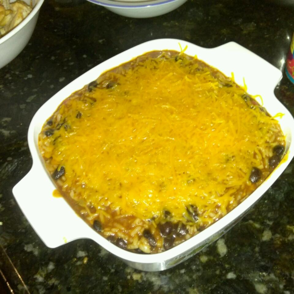 Jamie's Black Beans and Rice LizBradshaw