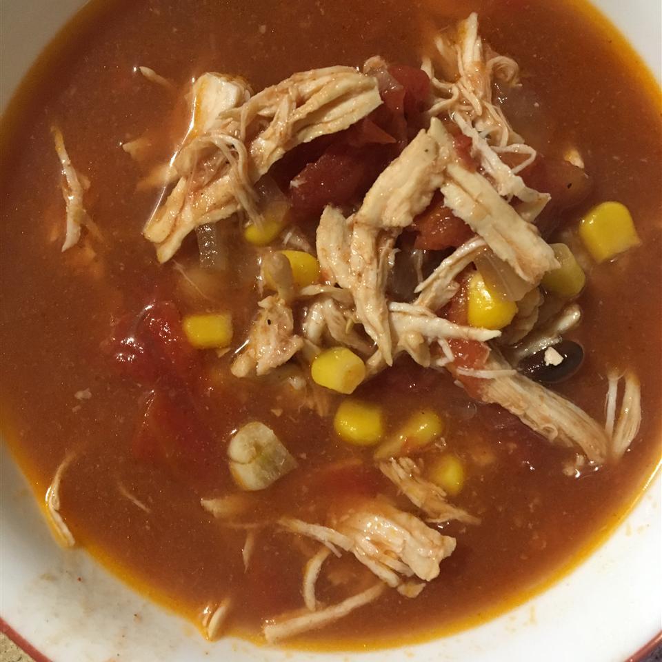 Slow Cooker Chicken Chili Vanessa Guzman