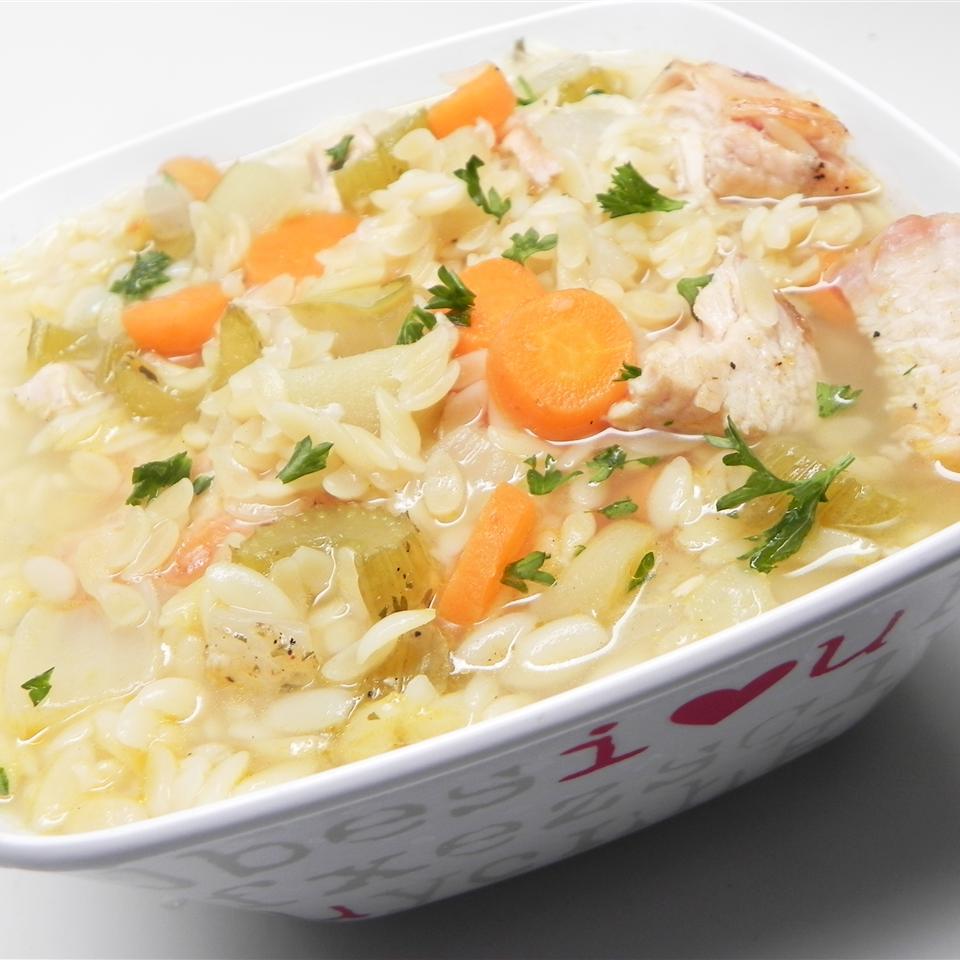 Chicken Apple Soup