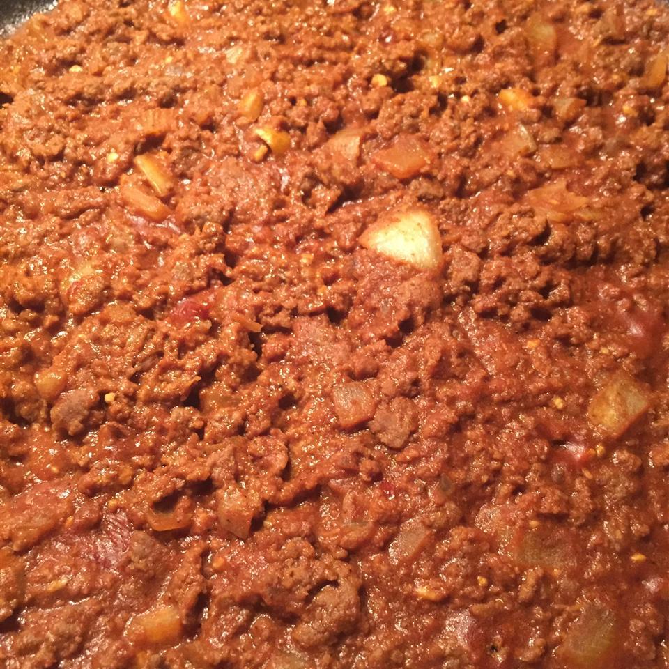 Keema (Indian-Style Ground Meat) Julie Seguin