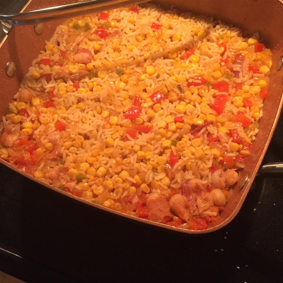 Corn and Rice Chefcrismon