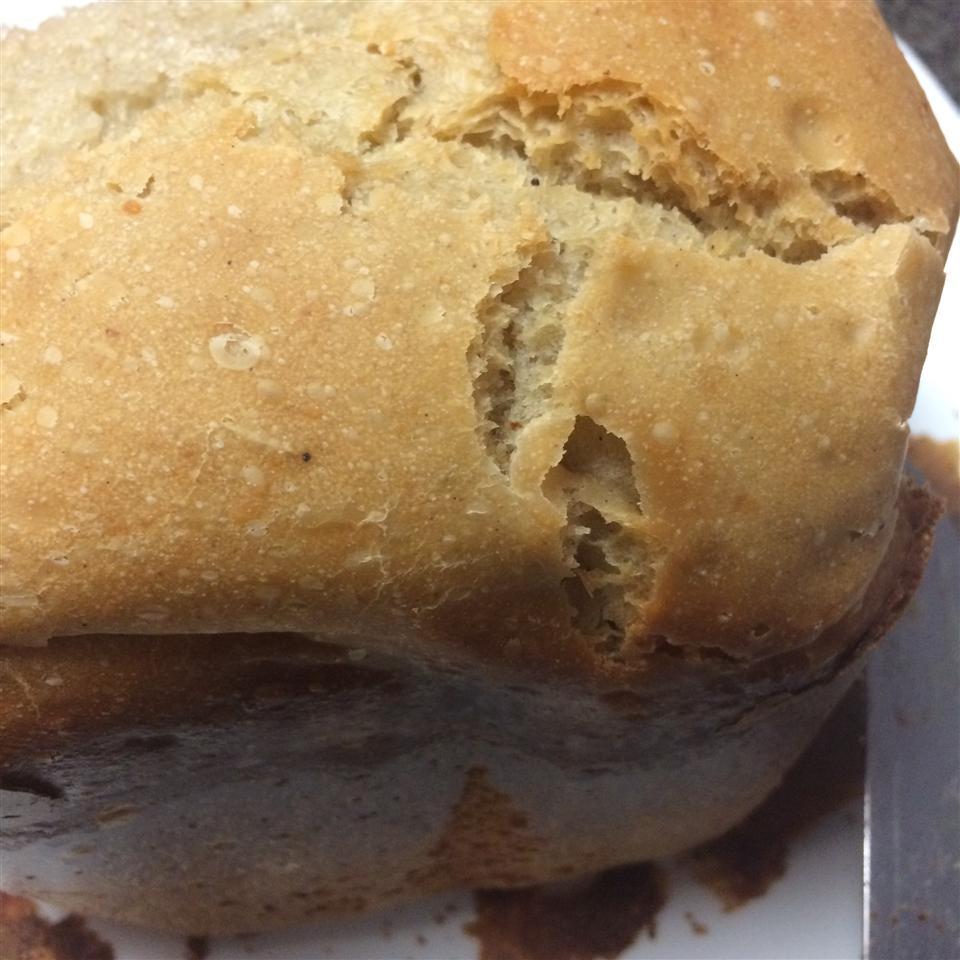 Oatmeal Applesauce Bread