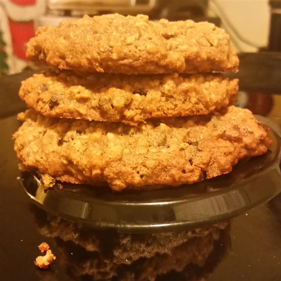 Applesauce Oatie Cookies