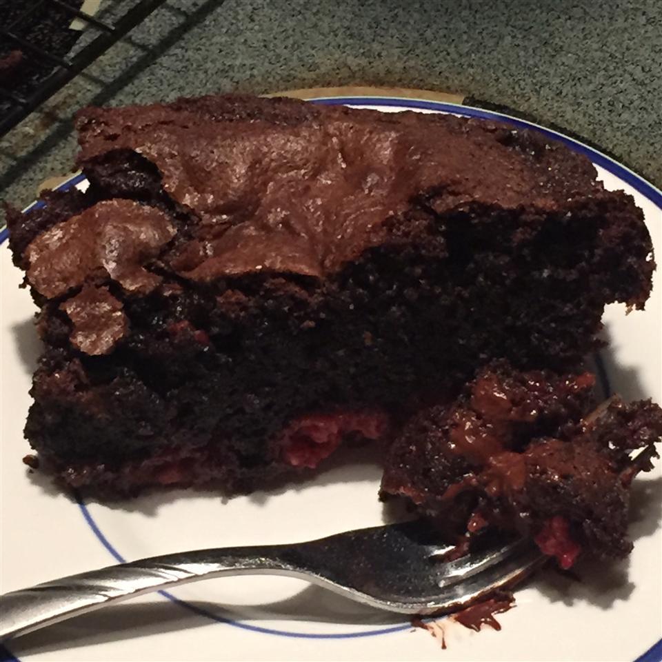 Righteous Raspberry Brownies AK