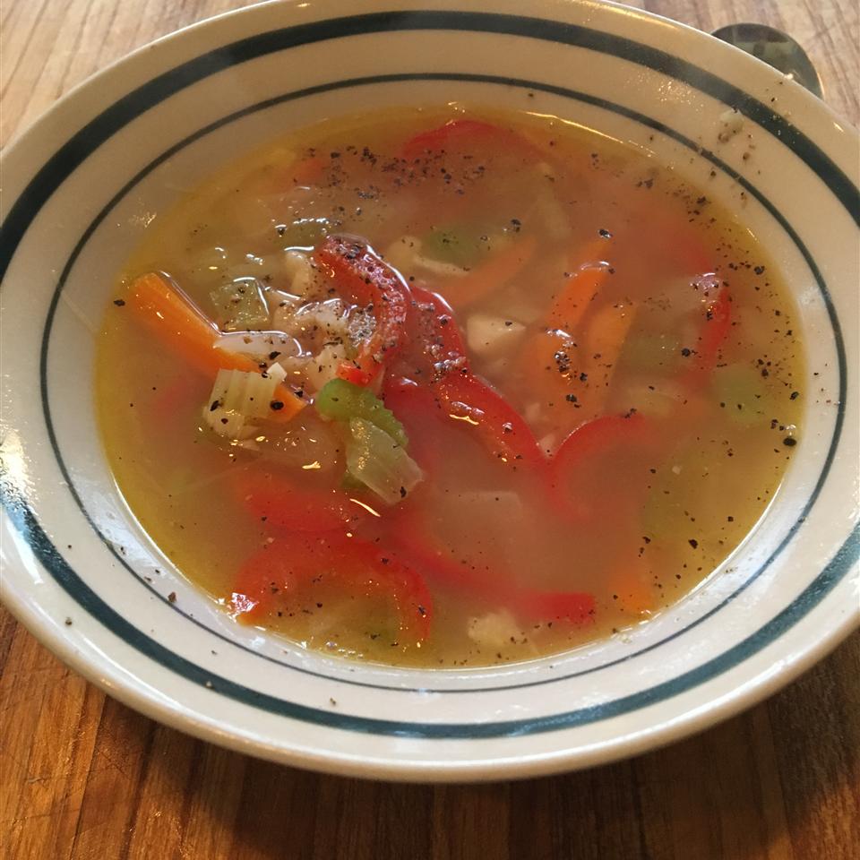Spanish Garlic Soup chuck