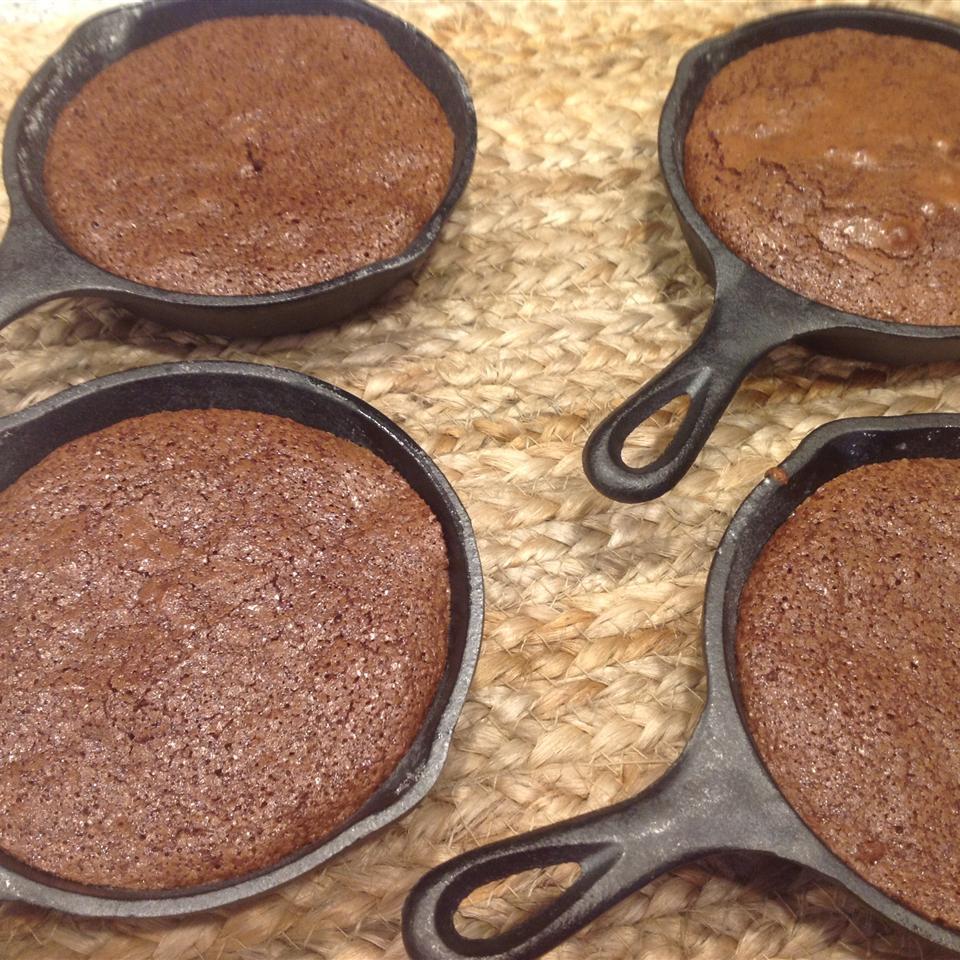 Uncle Drew's Skillet Brownies