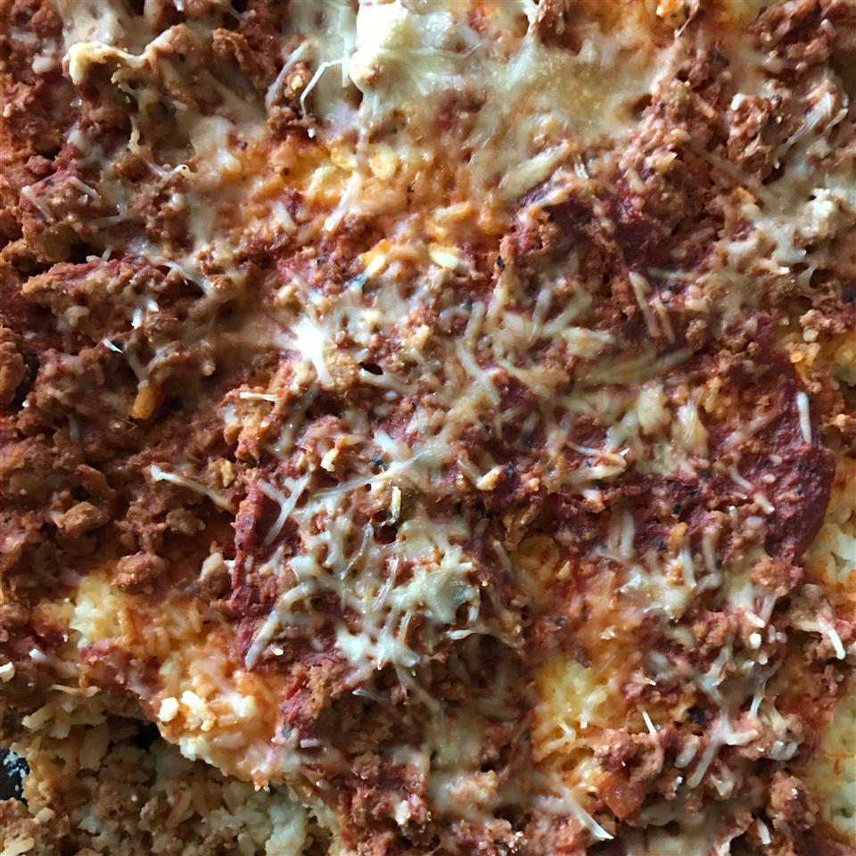 Rice Lasagna Stephen Hastings-Bussell