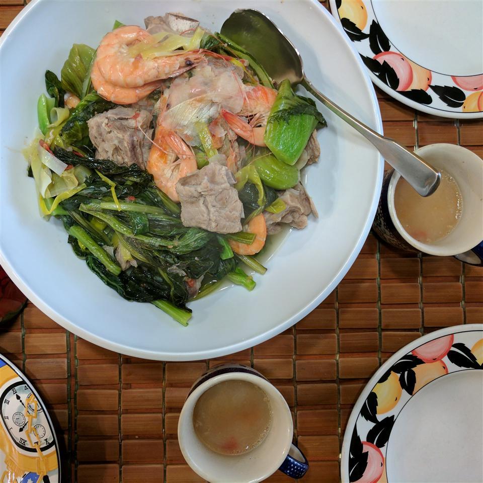 Filipino Pork Sinigang