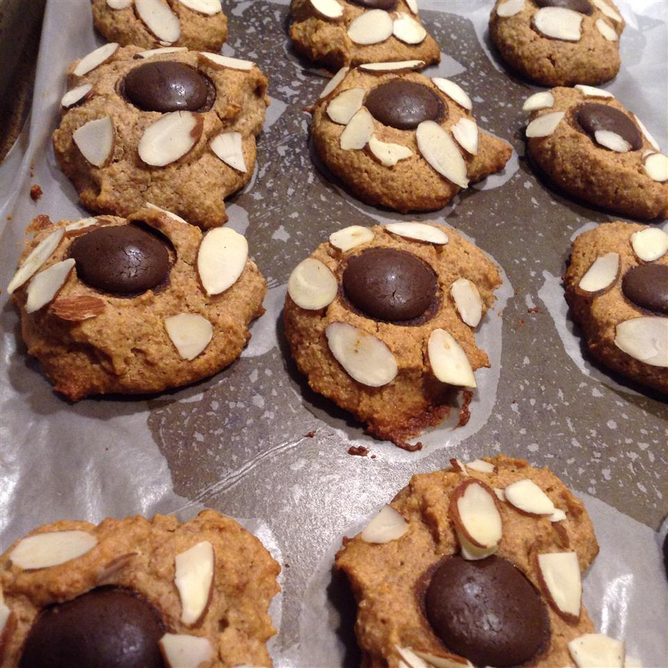 Easy Almond Thin Cookies oxypery
