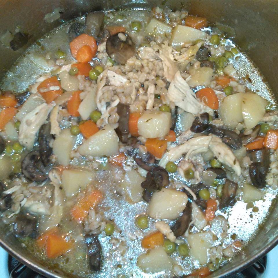 I Hate Mushroom Stew