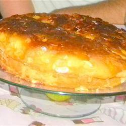Bee Sting Cake (Bienenstich) I Sharon Bruce Isselhardt