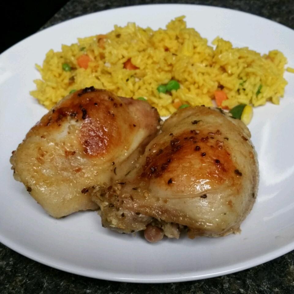 Mojo Roast Chicken (Pollo Asado)