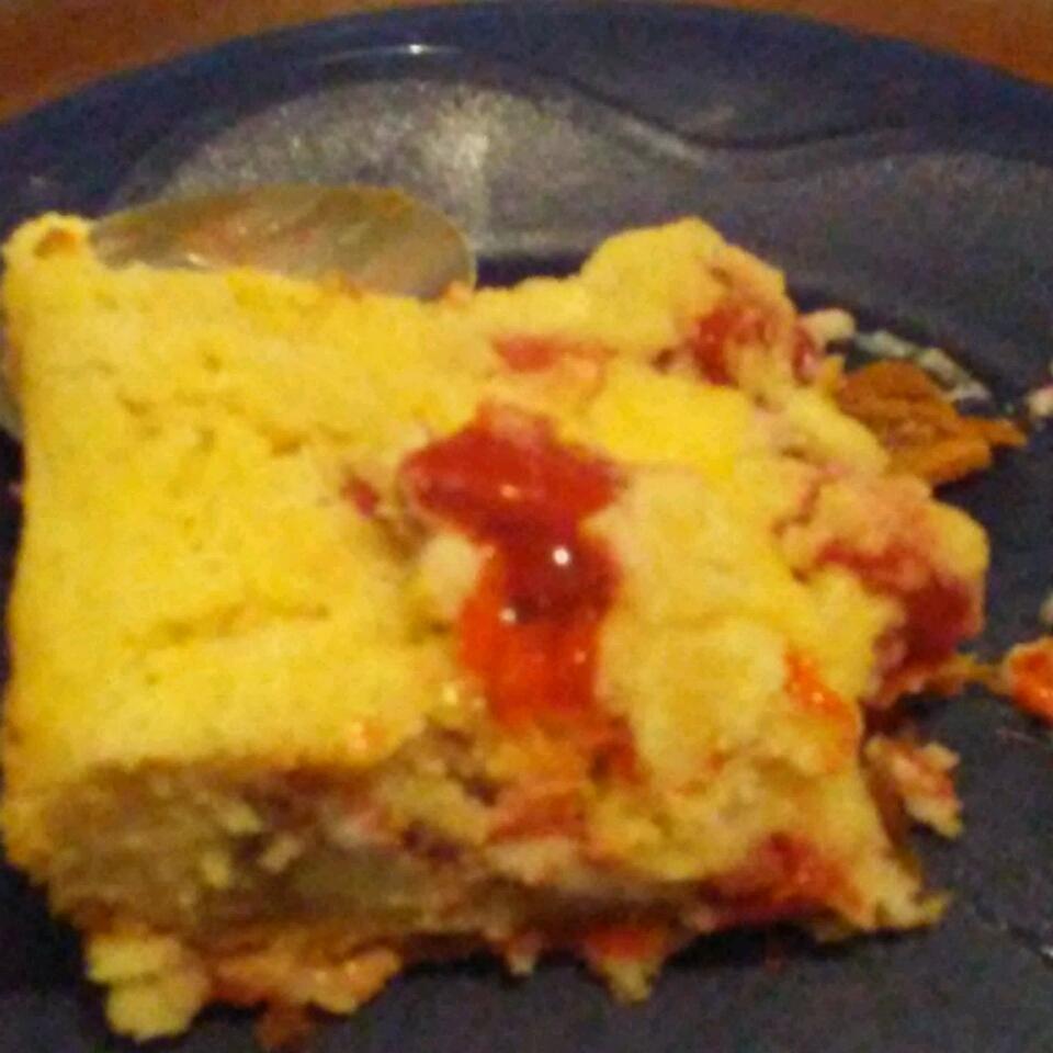 Cherry Cream Cheese Dump Cake