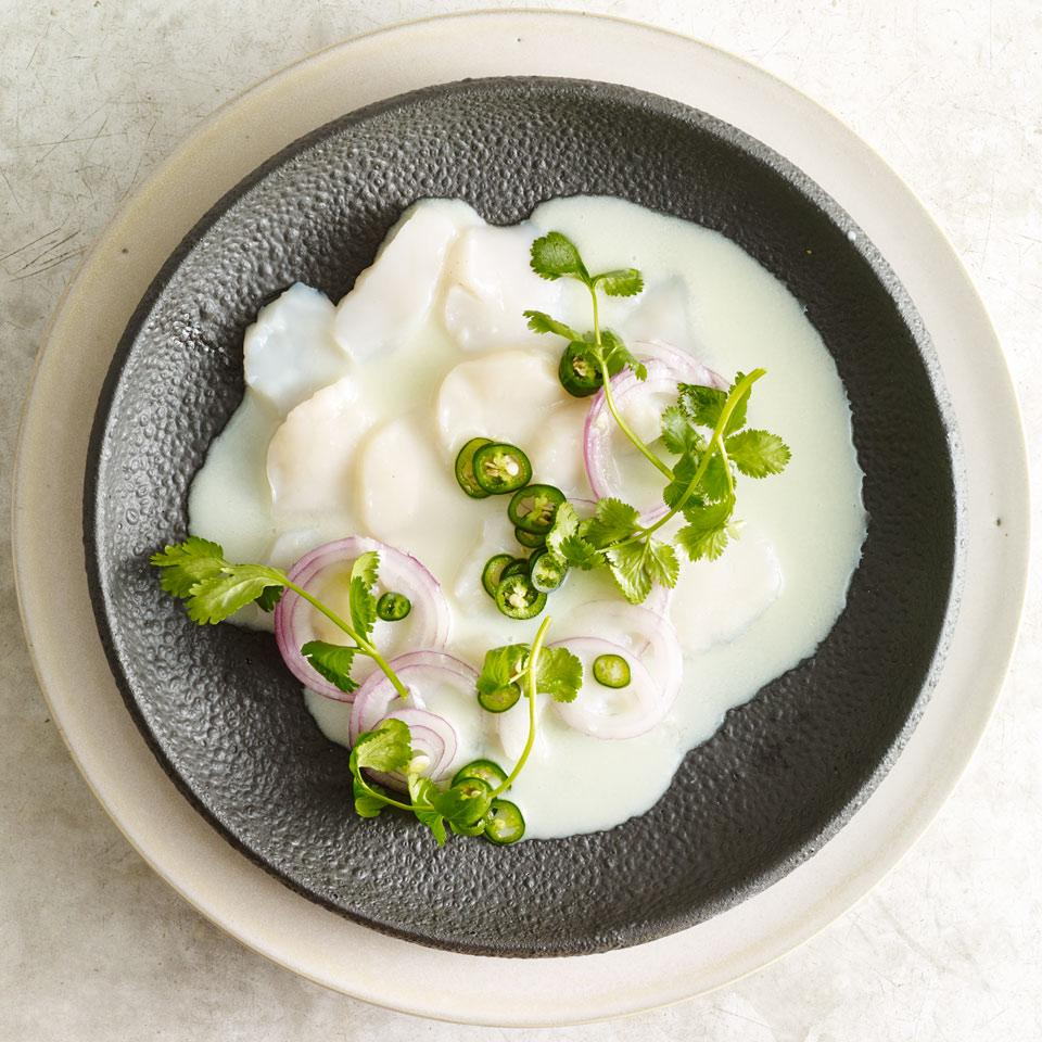 Scallop Aguachile with Coconut EatingWell Test Kitchen