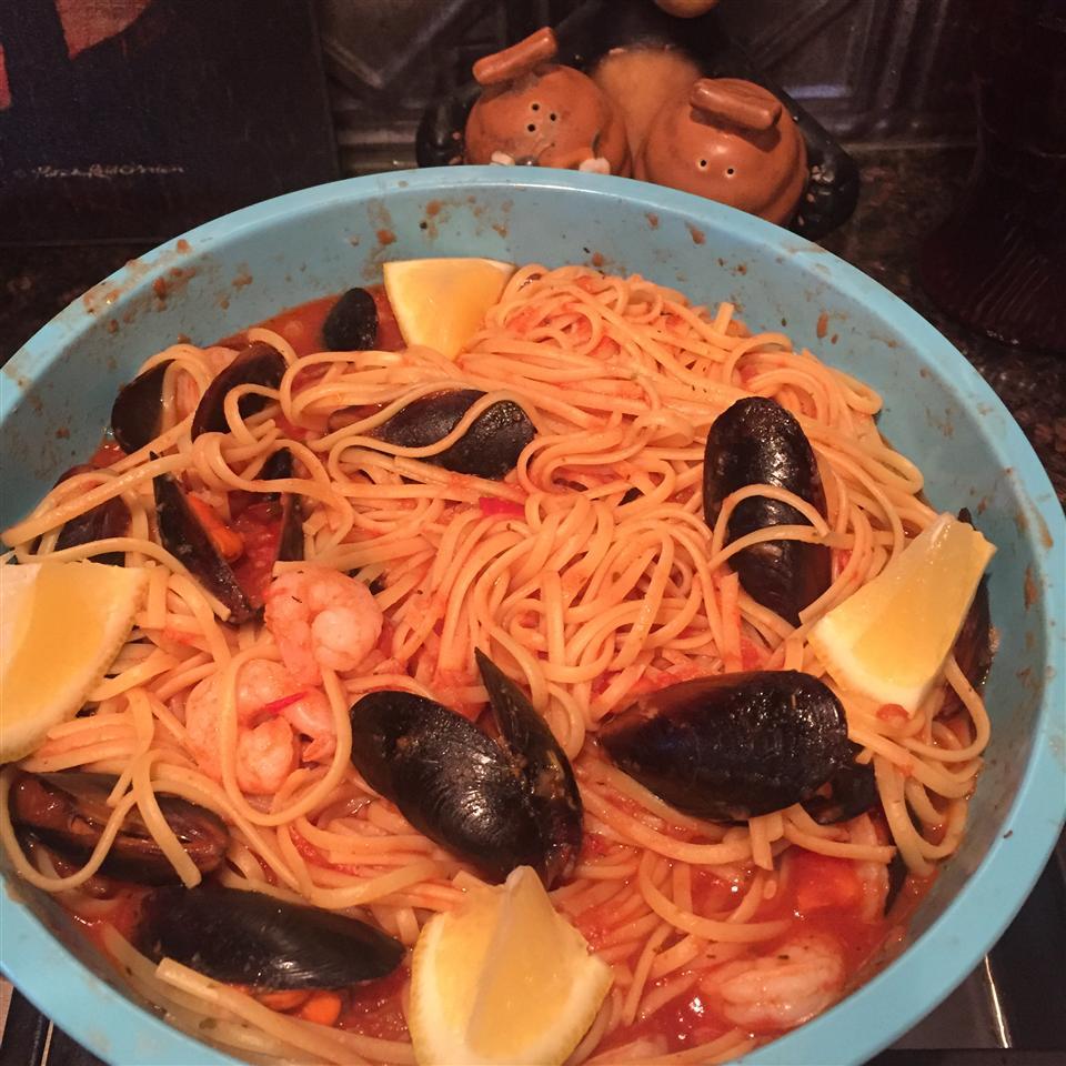 Seafood Marinara Pasta Recipes