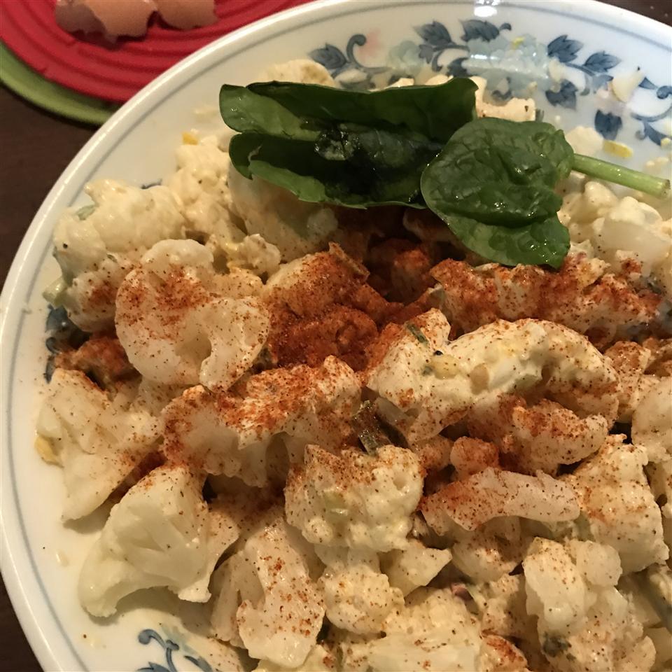 Cauliflower Salad Naples Linda