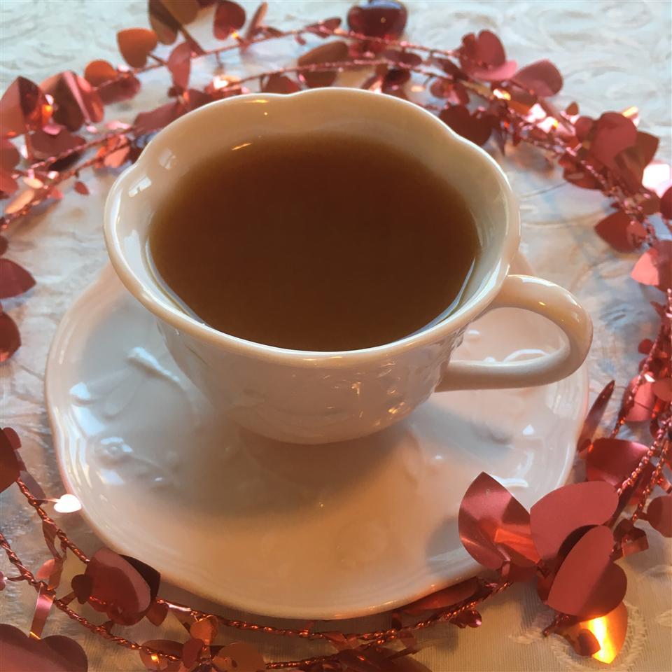 Hot Spiced Tea for the Holidays Paula