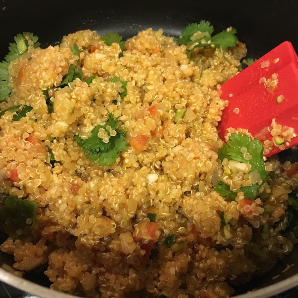 Quinoa Side Dish Seung