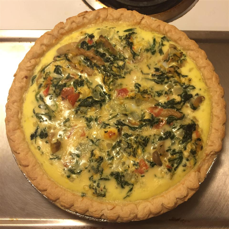 Spinach Quiche KatieMc