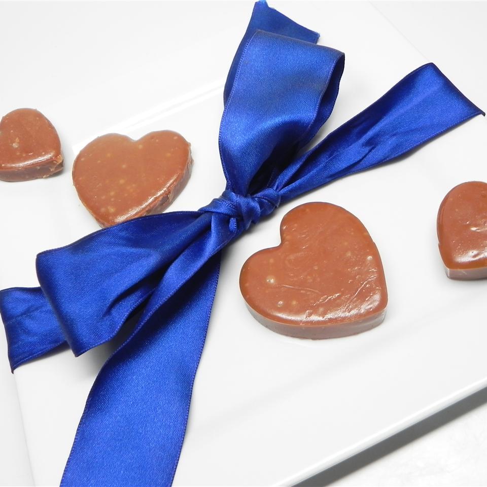 Blue Ribbon Creamy Caramels
