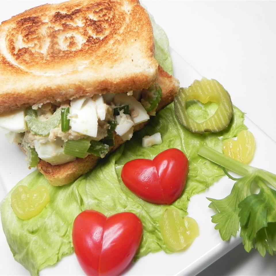 Yolkless Egg Salad julietdavis