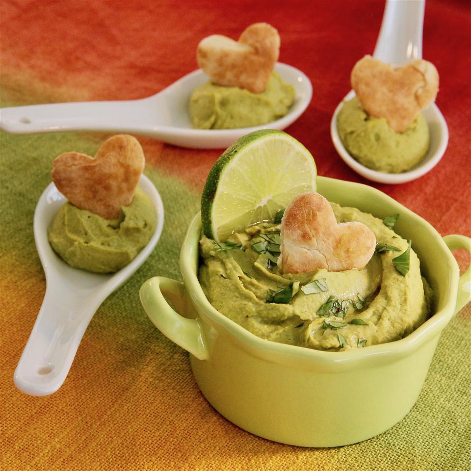 Thai Curry Hummus