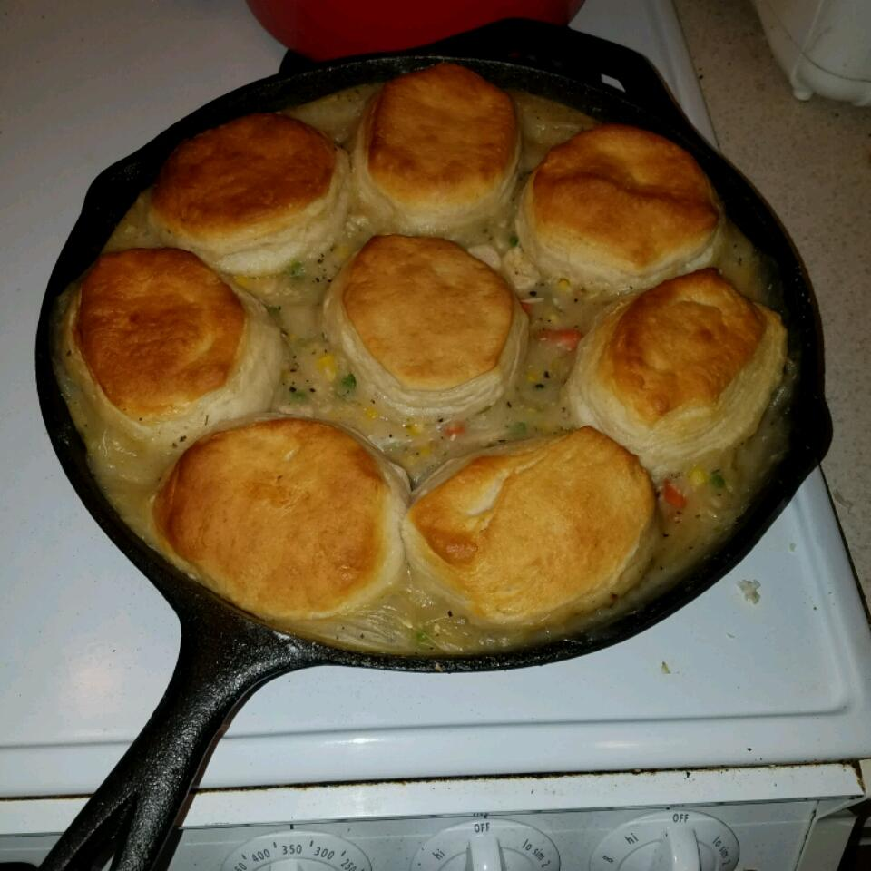 Chicken and Biscuit Casserole Justin Younk