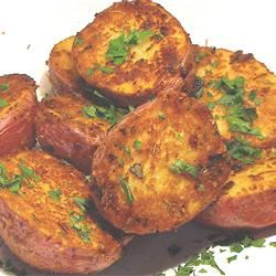 Easy Spicy Roasted Potatoes bellepepper