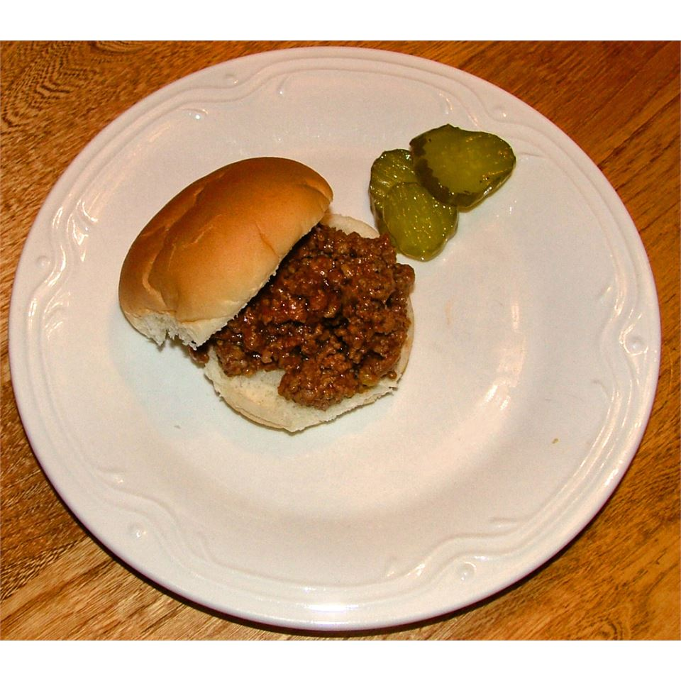Neat Sloppy Joes Lesley