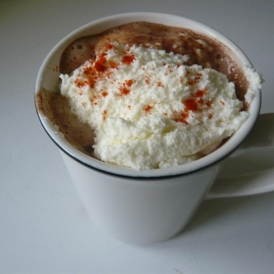 Heavenly Drinkable Chocolate Jan Mowbray