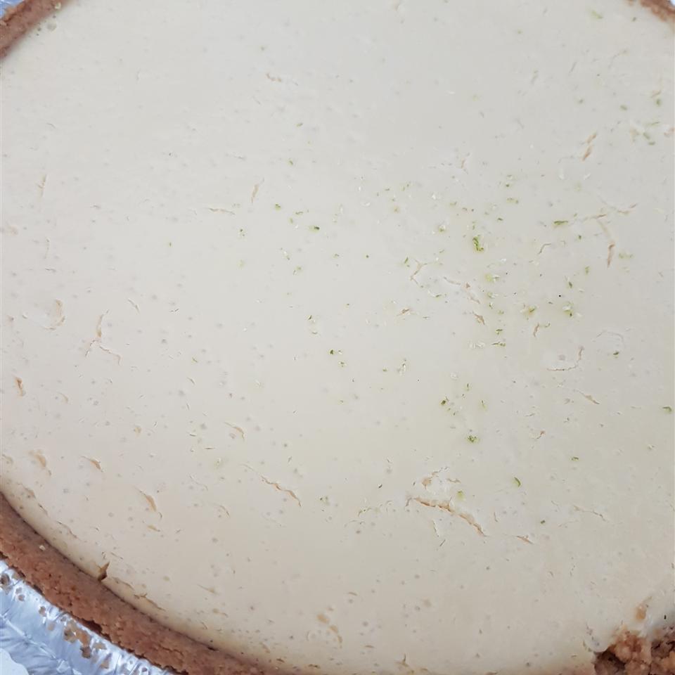 Key Lime Cheesecake II Karen Gan