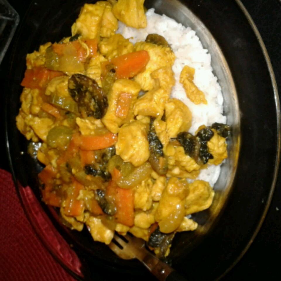 Chicken Saagwala GinaJonatty