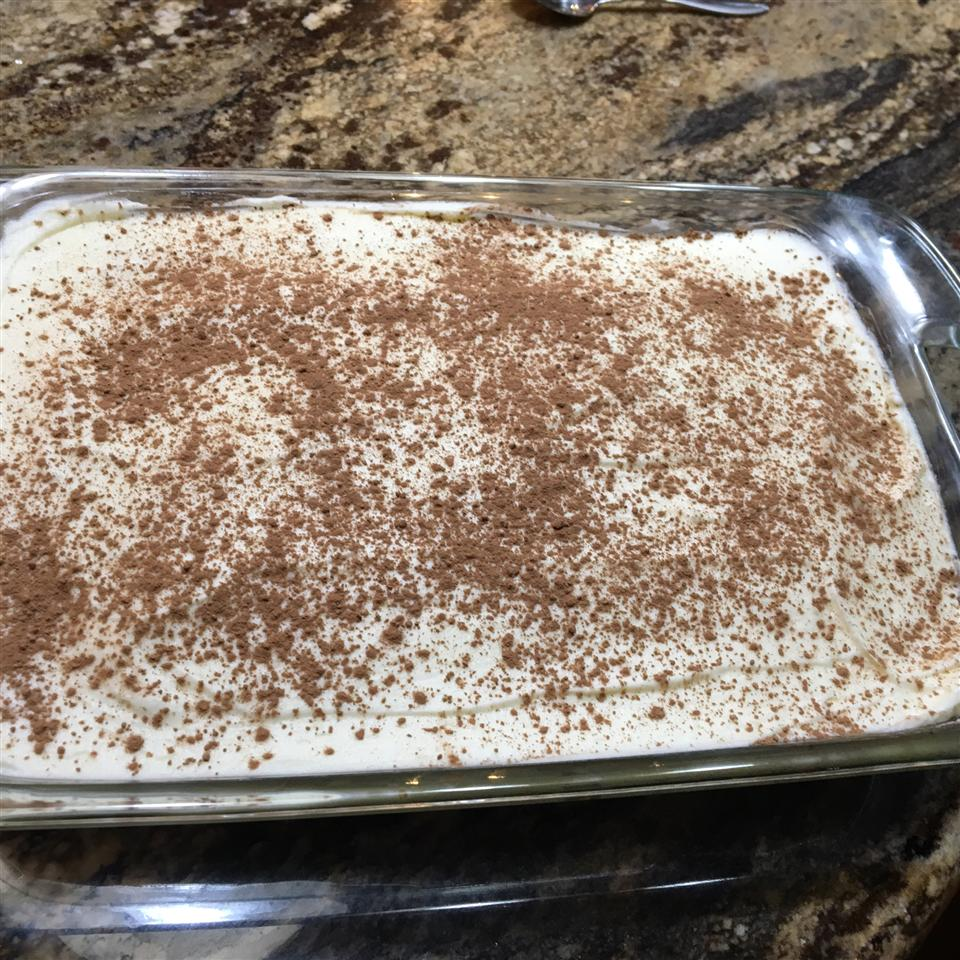 5 Ingredient Tiramisu