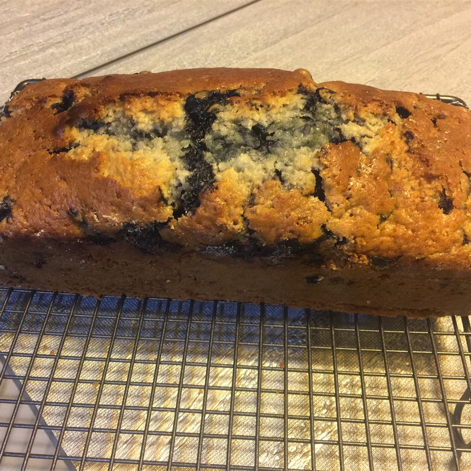 Blueberry Loaf shirley hsieh