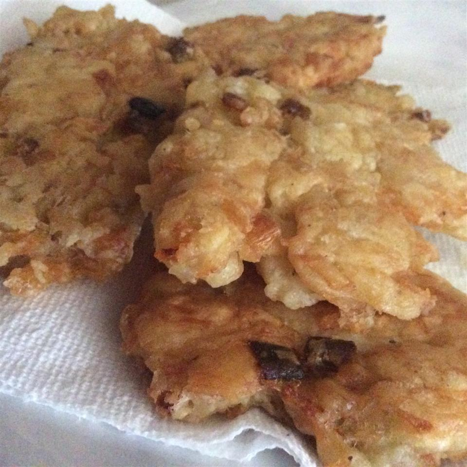 Jamaican Saltfish Fritters (Stamp and Go) Hixy
