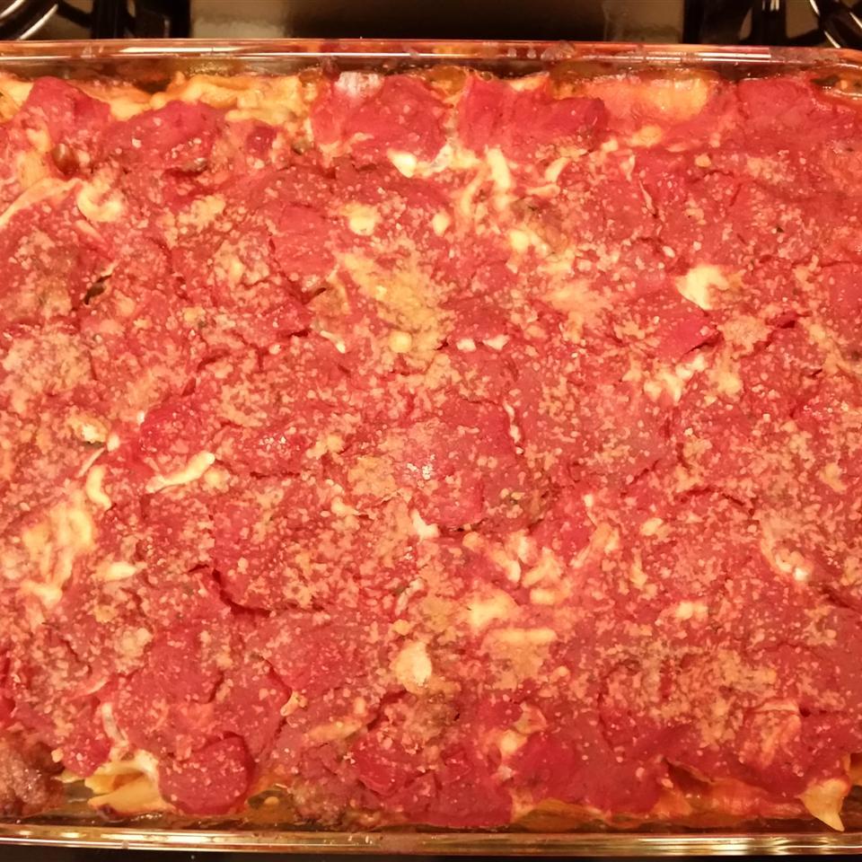 Ziti with Italian Sausage Marsha M.
