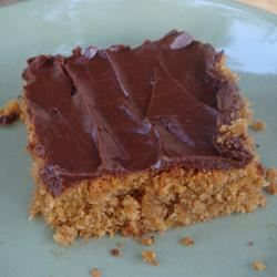 Chewy Whole Wheat Peanut Butter Brownies Melisa Creemer