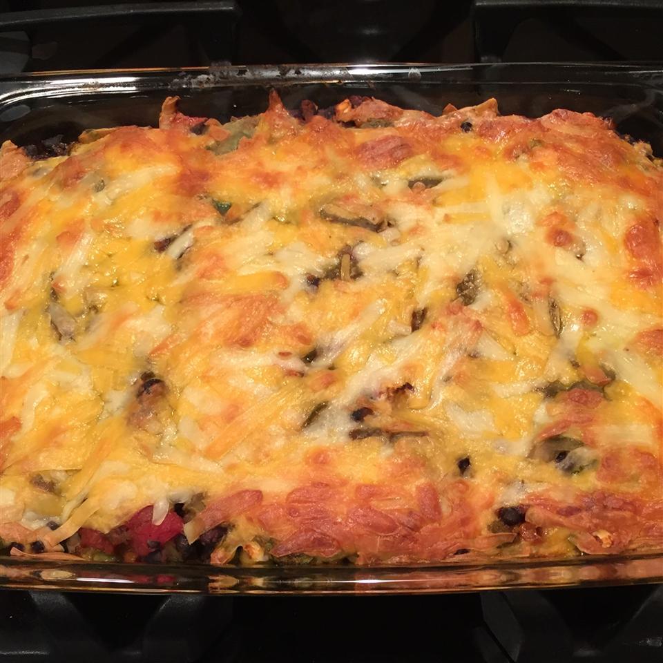Black Bean Lasagna kelbyj