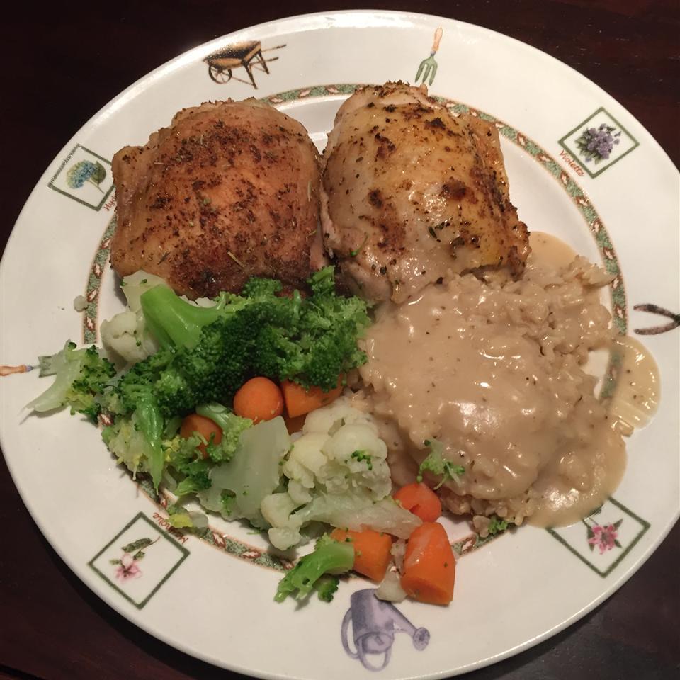 Homemade Chicken Gravy