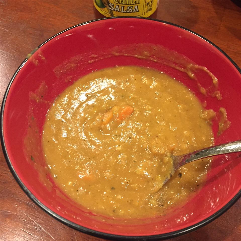 Lentil Soup with Lemon anna