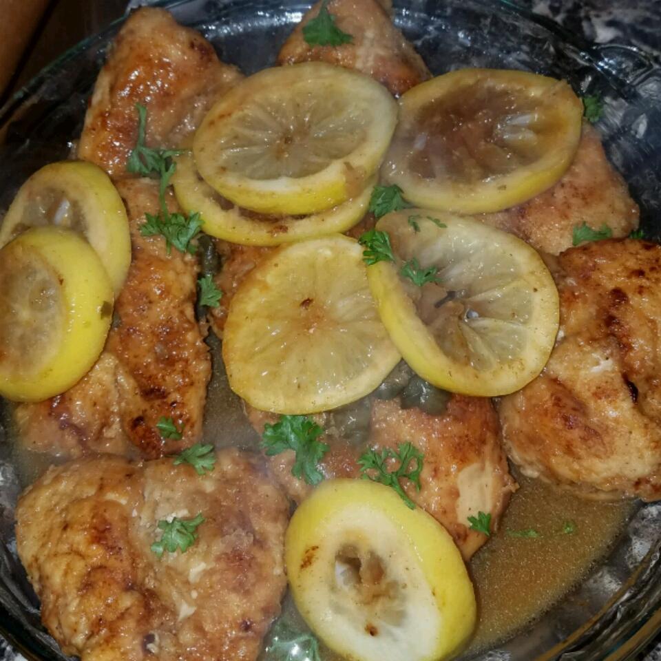 My Best Chicken Piccata Liz Gubala