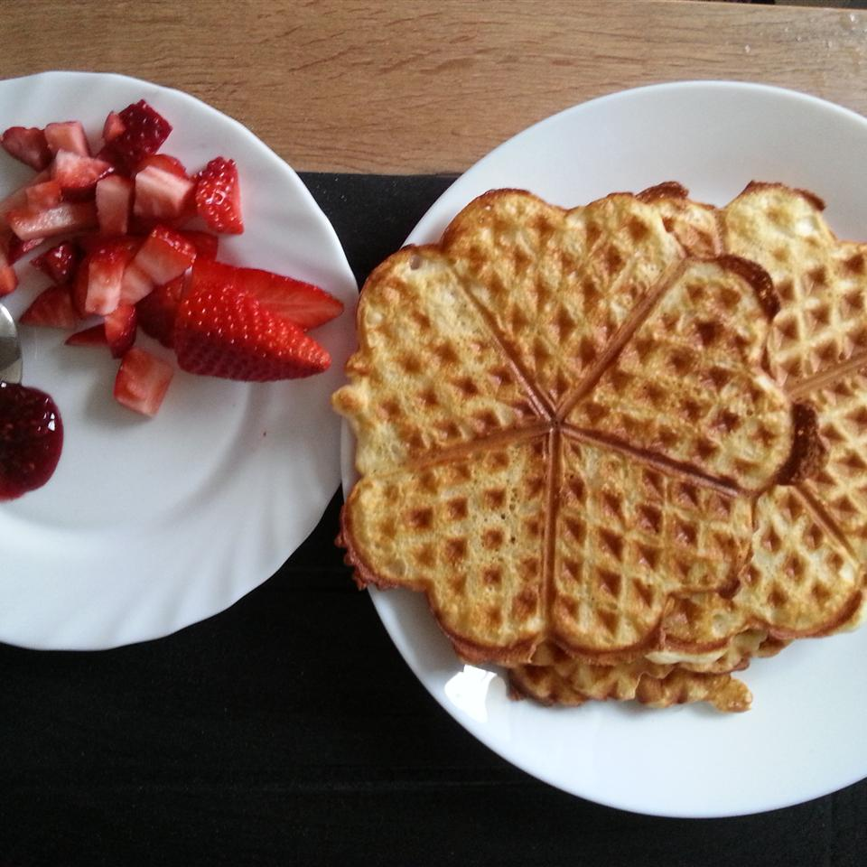 Norwegian Waffles MILLY-VANILLY