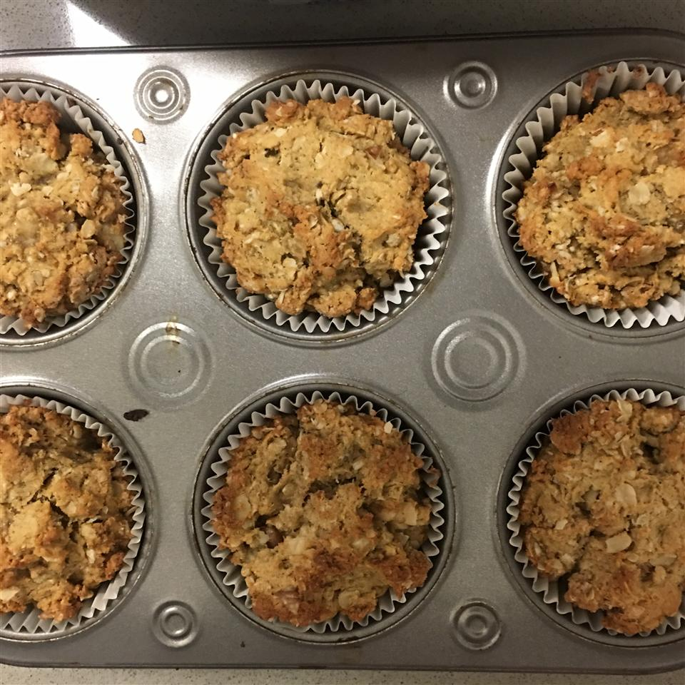 Delicious Vegan Spelt Muffins Manashri