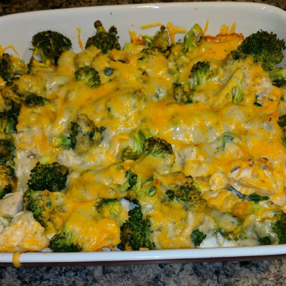 Campbell's Kitchen Chicken Broccoli Divan Jigga man