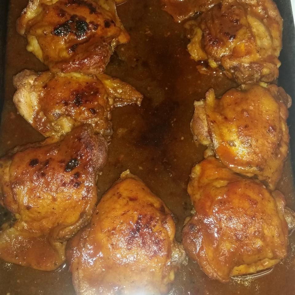 Pressure Cooker Barbeque Chicken justdjb
