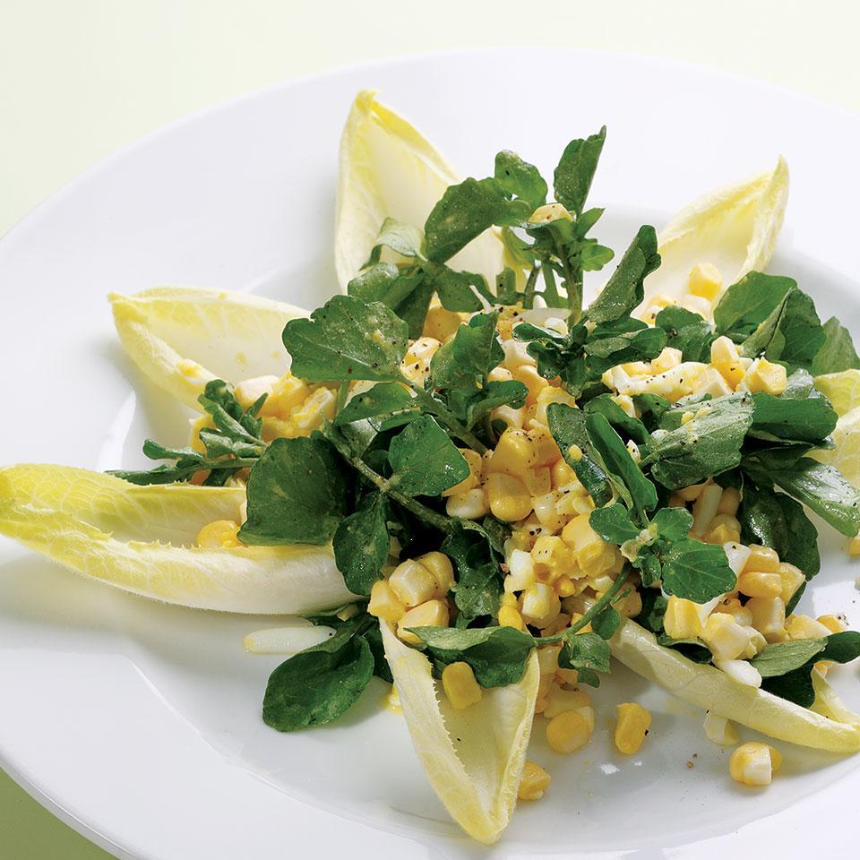 Watercress & Endive Salad EatingWell Test Kitchen