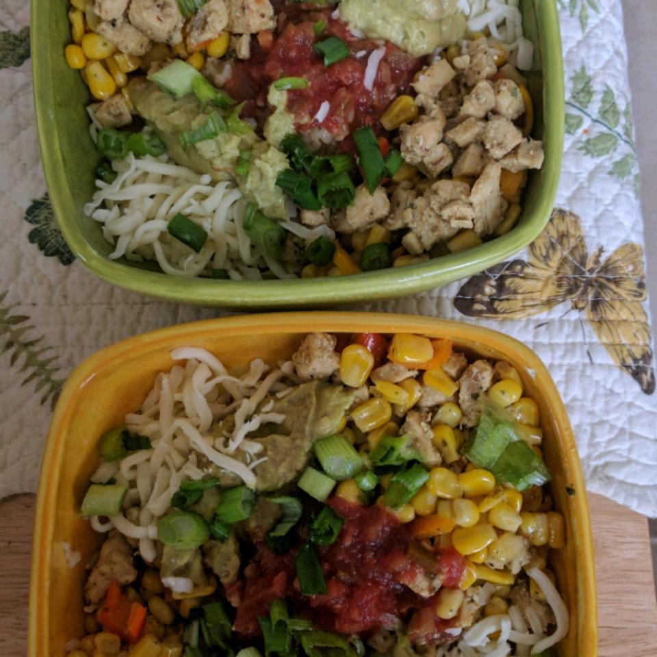 Baja-Style Chicken Bowl WifeandChef
